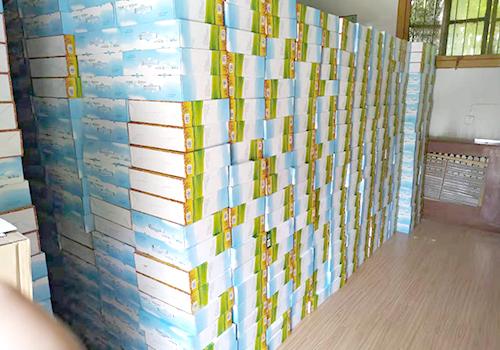 陕西中医学院附属医院防暑降温品的配送与发放