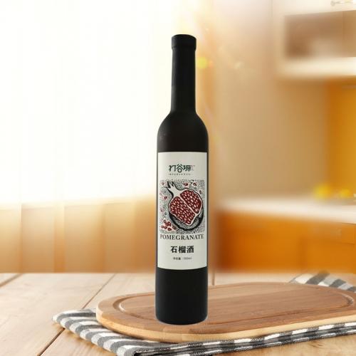 北京石榴酒