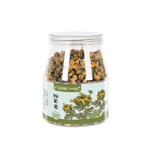 陕西胎菊茶